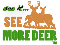 "See More Deer Developing better seed blends so you'll ""see"" more deer in the woods!"
